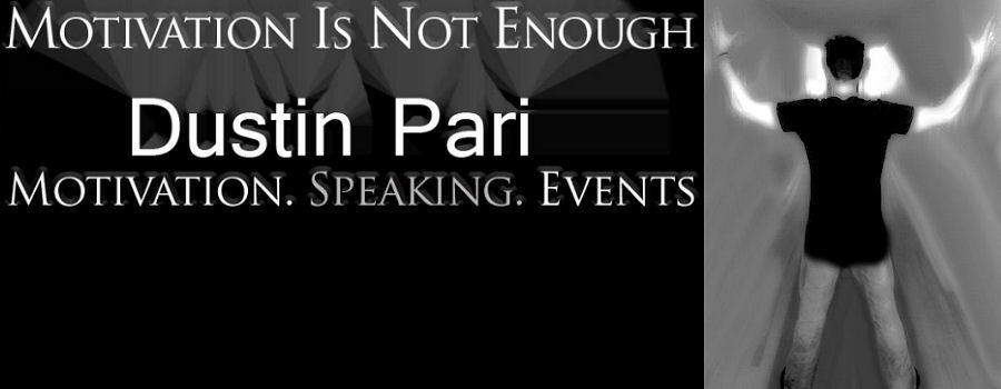 Official Dustin Pari Site